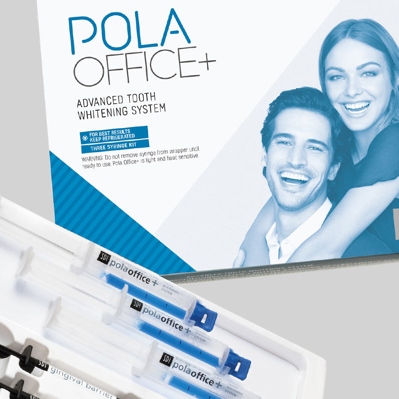 polaoffice+ In-practice whitening
